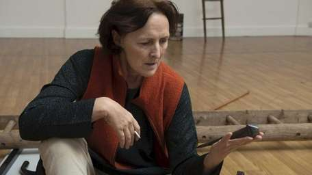 Fiona Shaw stars in