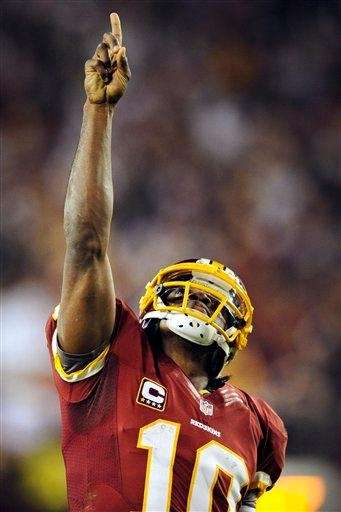 2012: ROBERT GRIFFIN III Drafted: 1st round, No.