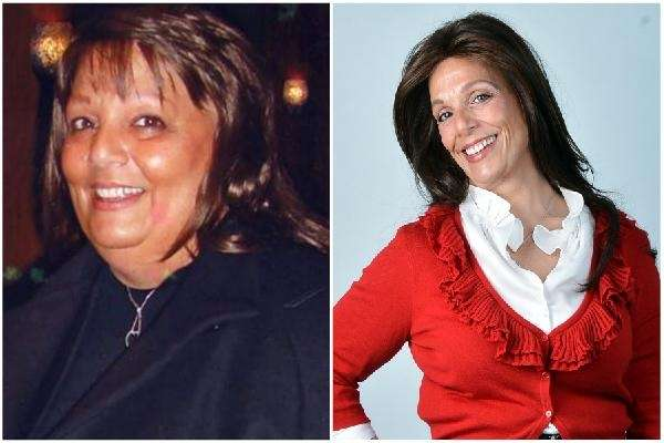 Debbie Lazinsky was a chubby kid who grew