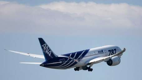 As Boeing's beleaguered 787 Dreamliners take to the