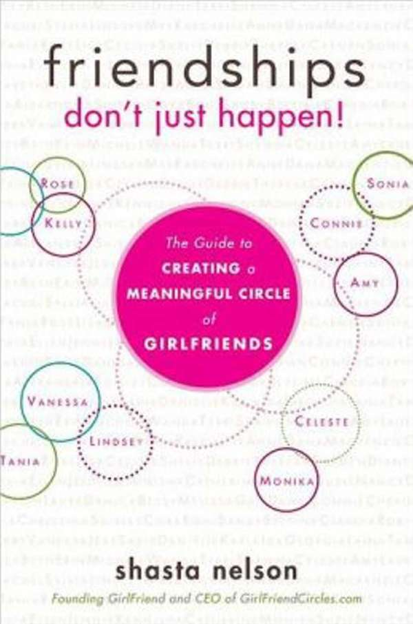 """FRIENDSHIPS DON'T JUST HAPPEN!,"" The Guide to Creating"