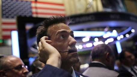 U.S. stocks recovered after benchmark indexes briefly erased
