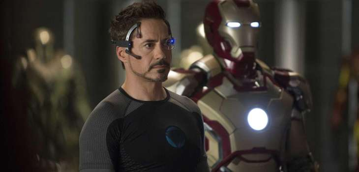 Robert Downey Jr. portrays Tony Stark/Iron Man in