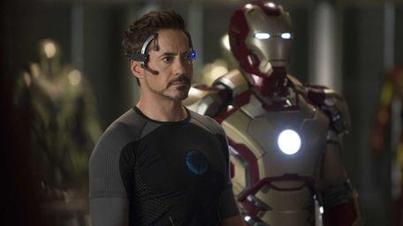 Robert Downey Jr. portrays Tony Stark/Iron Man in