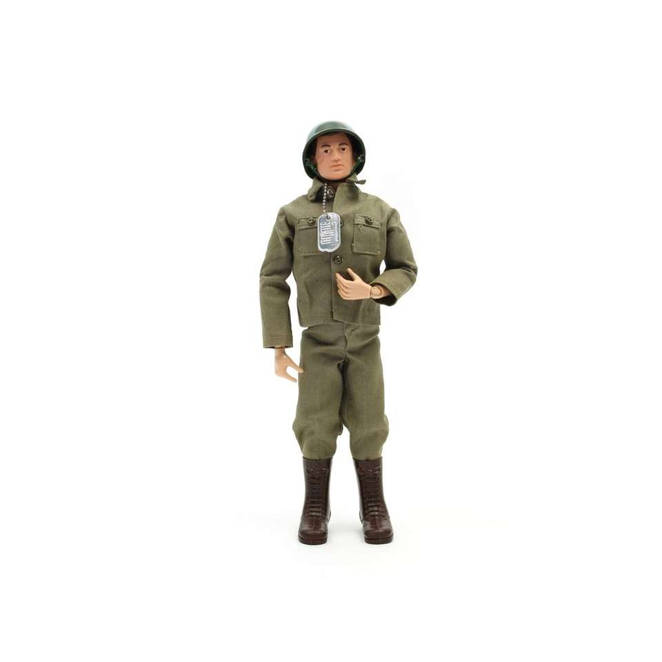 G.I. Joe G.I. Joe, the original action figure,
