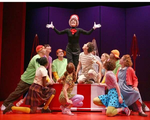 Seussical The Musical will be at Westhampton Beach