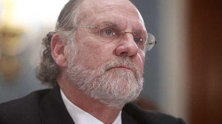 Jon Corzine, the former chief executive of the