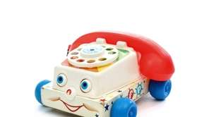 Chatter Telephone One of the best-known toy telephones