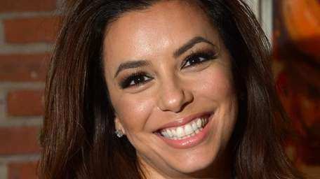 Eva Longoria attends the Juror Welcome Lunch during