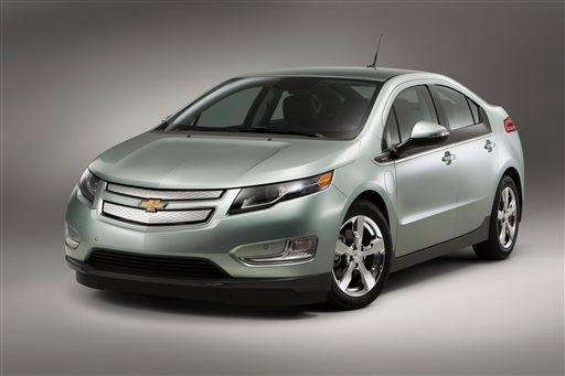 The 2013 Chevrolet Volt starts at $39,995.