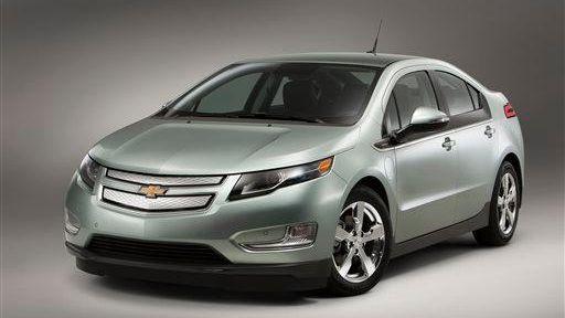 The 2013 Chevrolet Volt starts at $39,995.