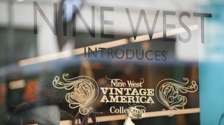 The company that owns the Nine West chain,