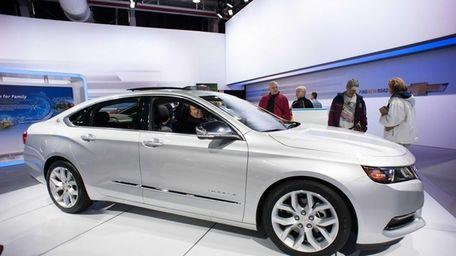 On display at the New York International Auto