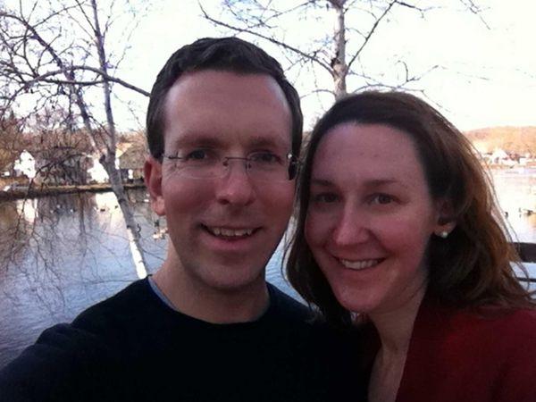 Joseph and Jennifer Jordan as seen in a