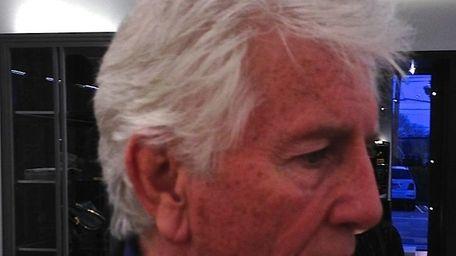 Legendary rocker Graham Nash of Crosby, Stills and