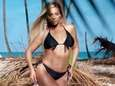 Beyonce dances in a fringe bikini for the