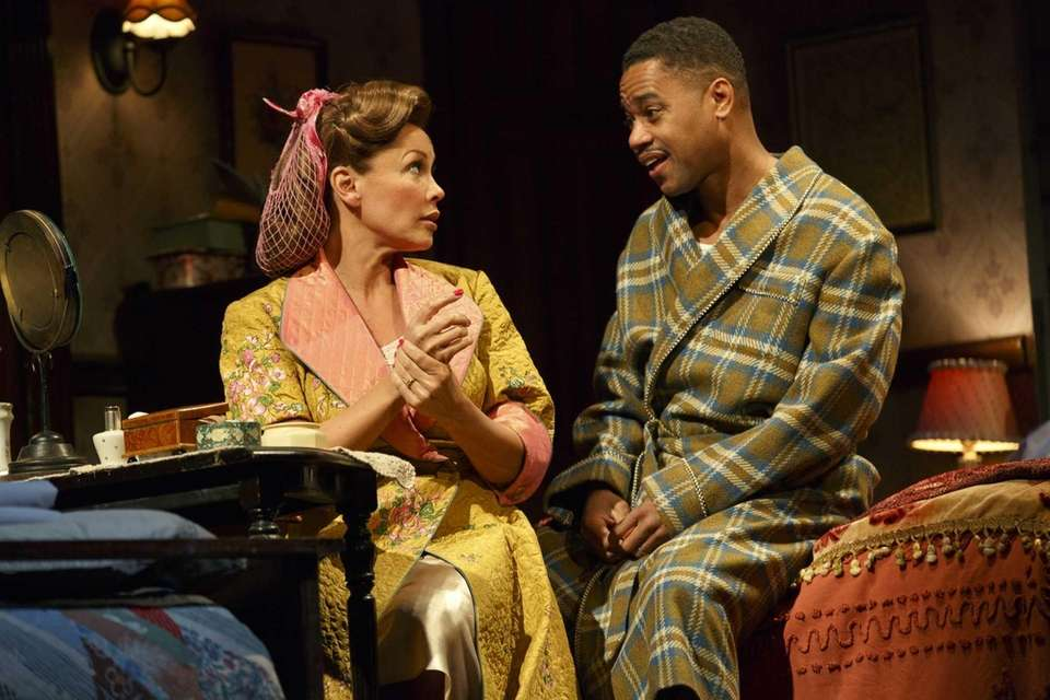 Vanessa Williams and Cuba Gooding Jr. played Jessie