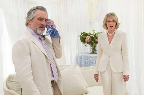 Don (Robert De Niro) and Ellie (Diane Keaton)