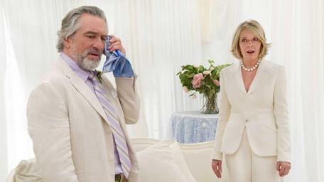 Don (Robert De Niro) and Ellie (Diane Keaton)