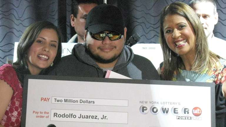 Spending just $1 more won Rodolfo Juarez an