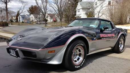 1978 Chevrolet Corvette Indianapolis 500 pace car replica