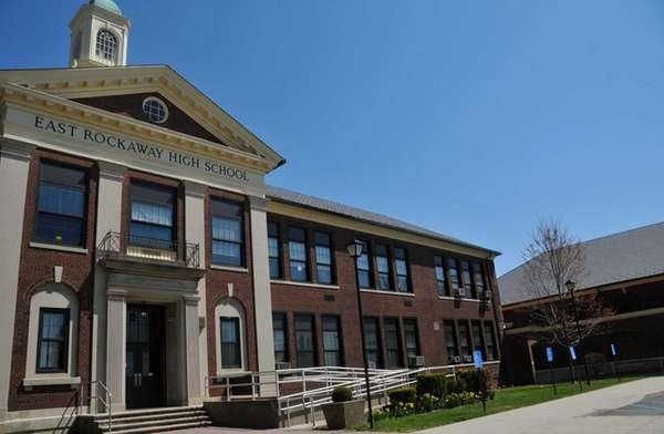 East Rockaway High School, which suffered $10 million