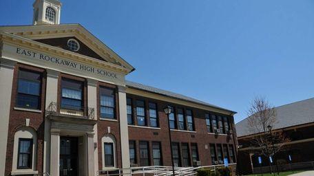 East Rockaway High School, which suffered $10 million