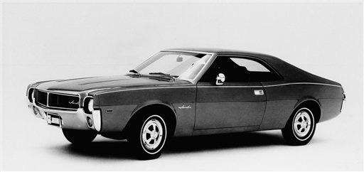 In 1967 American Motors unveiled the Javelin, which