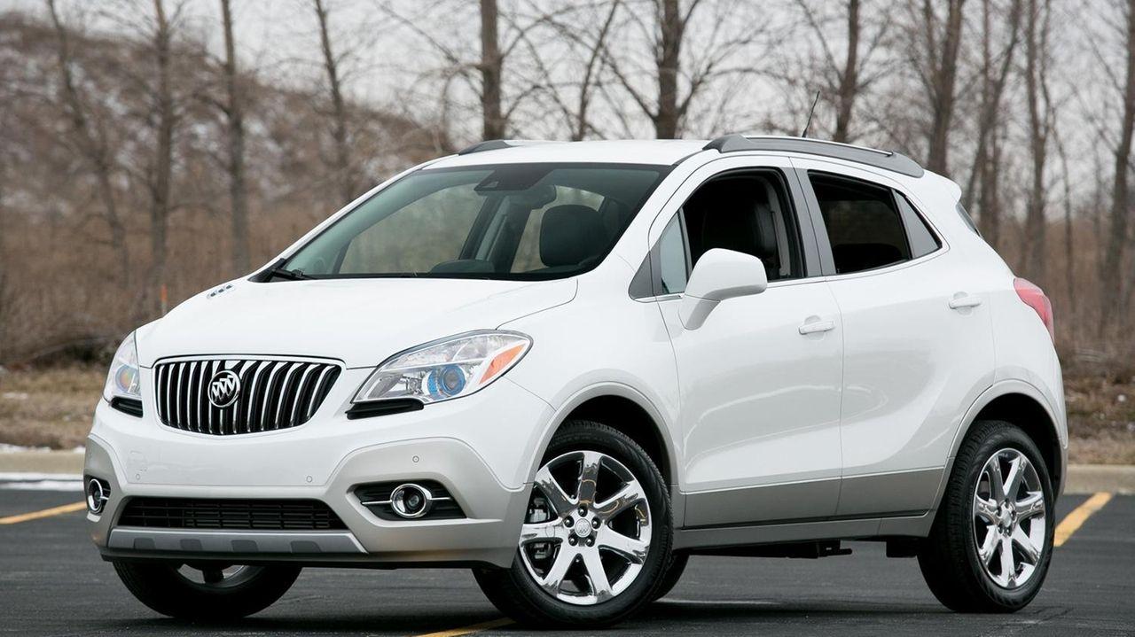 2013 Buick Encore: Small SUV has great drivability ...