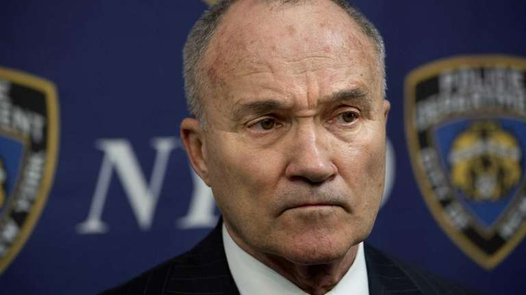 NYPD Commissioner Ray Kelly said there was a