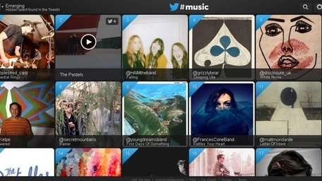 The new Twitter #Music service will let the