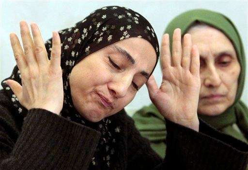 Zubeidat Tsarnaeva, the mother of the two Boston