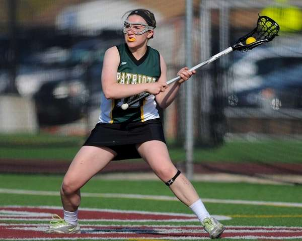 Ward Melville's Emily Rogers-Healion looks to make a