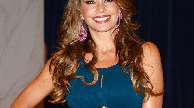 Sofia Vergara attends the White House Correspondents' Association
