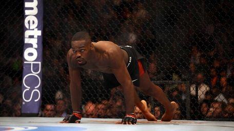 Jon Jones fought Chael Sonnen at UFC 159