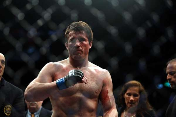 Chael Sonnen fought Jon Jones at UFC 159