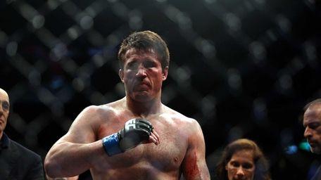 Chael Sonnen fought Jon Jones at UFC 159