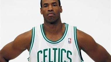 Jason Collins, a free agent NBA center, became