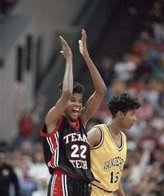 SHERYL SWOOPES, Basketball The six-time WNBA All-Star and