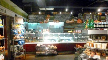Bernard's Market & Cafe in Glen Head. (April