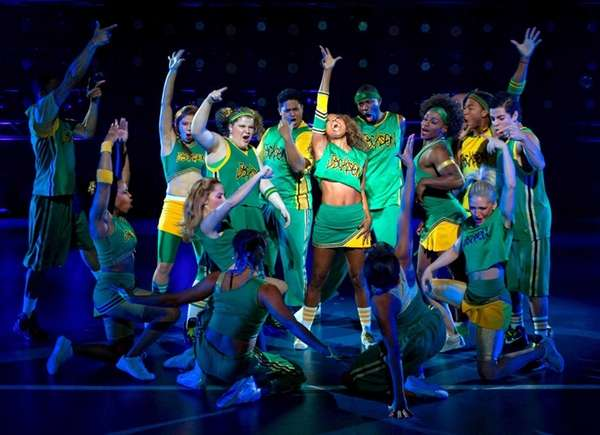 "BEST MUSICAL: ""Bring it On: The Musical,"" ""A"