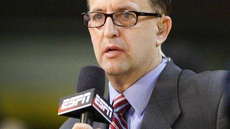 ESPN NBA analyst and former Knicks coach Jeff