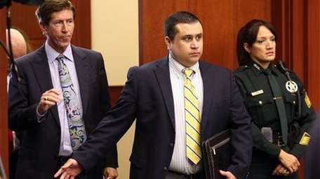 George Zimmerman, defendant in the killing of Trayvon