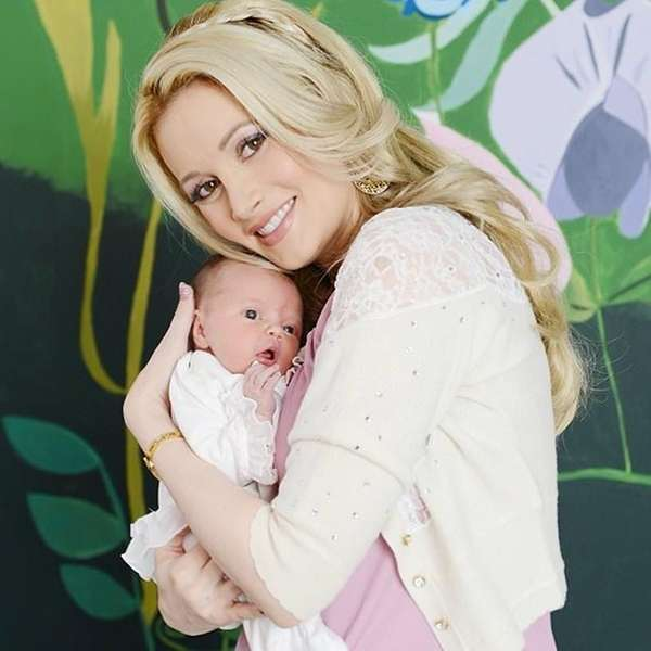 Holly Madison talks about her Mother's Day plans.