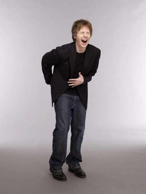 Dana Carvey performs at the Paramount in Huntington