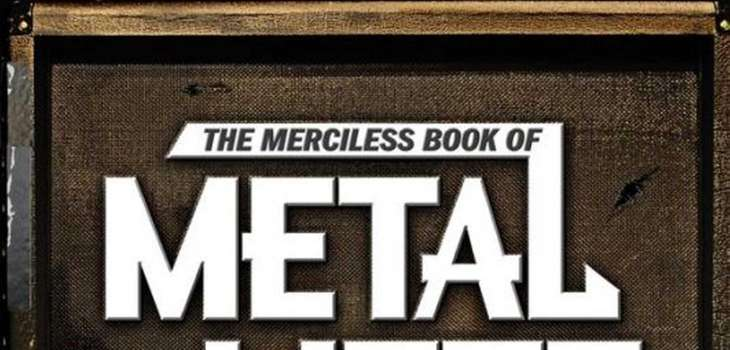 quot;The Merciless Book of Metal Listsquot; was published