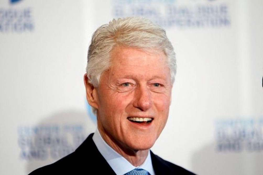 Former President Bill Clinton embraced a plant-based diet