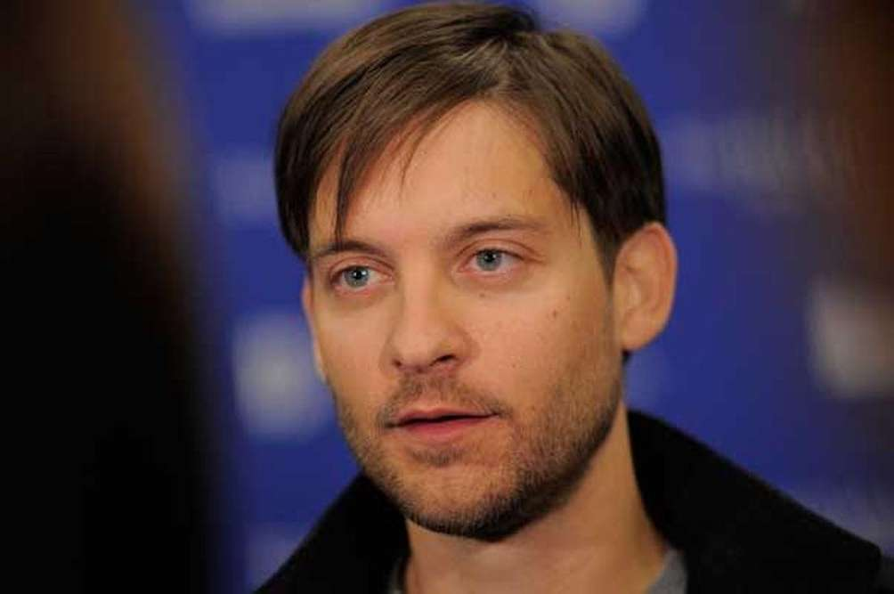 Actor and producer Tobey Maguire was a longtime