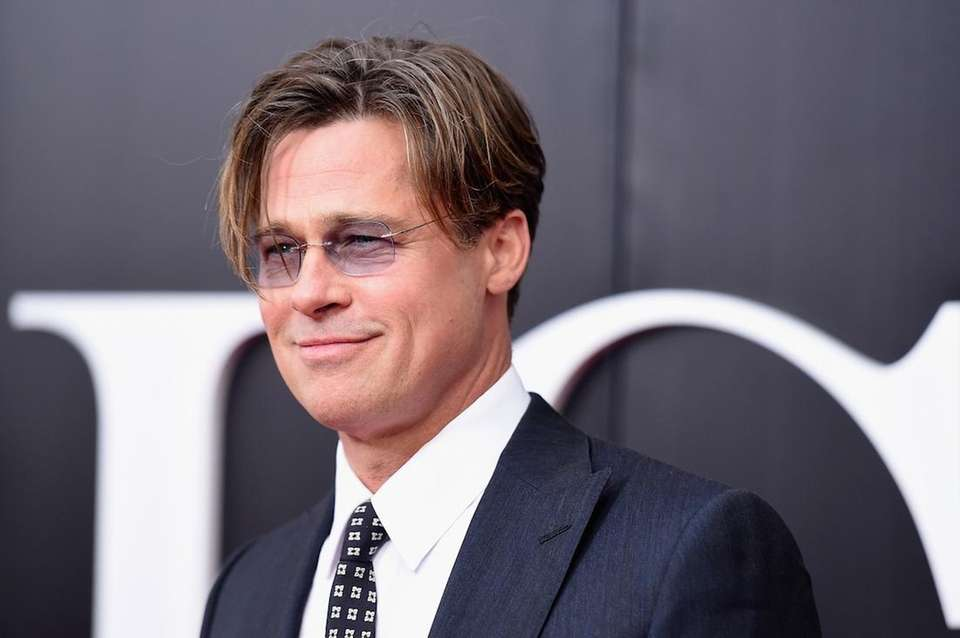 According to The Daily Mail, actor Brad Pitt