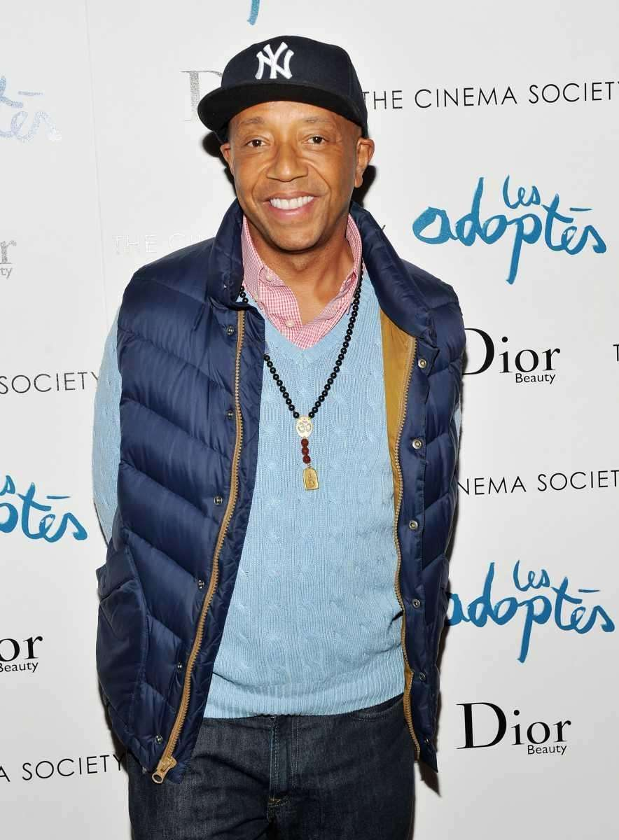 Hip-hop mogul Russell Simmons sat down with